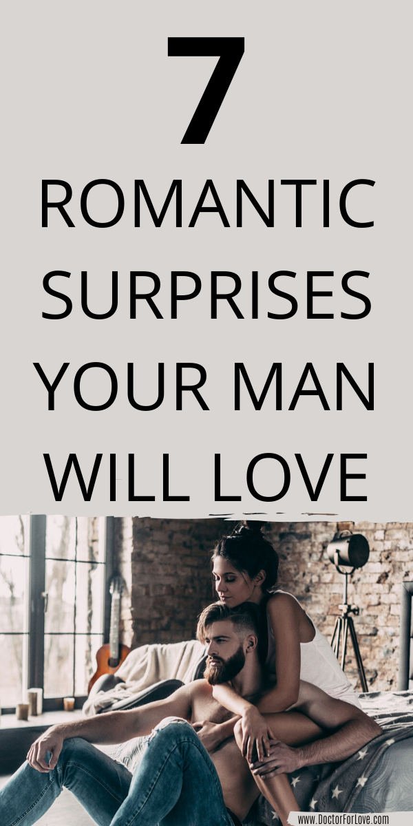 7 (FREE) Romantically Sweet Ways To Surprise Your ...
