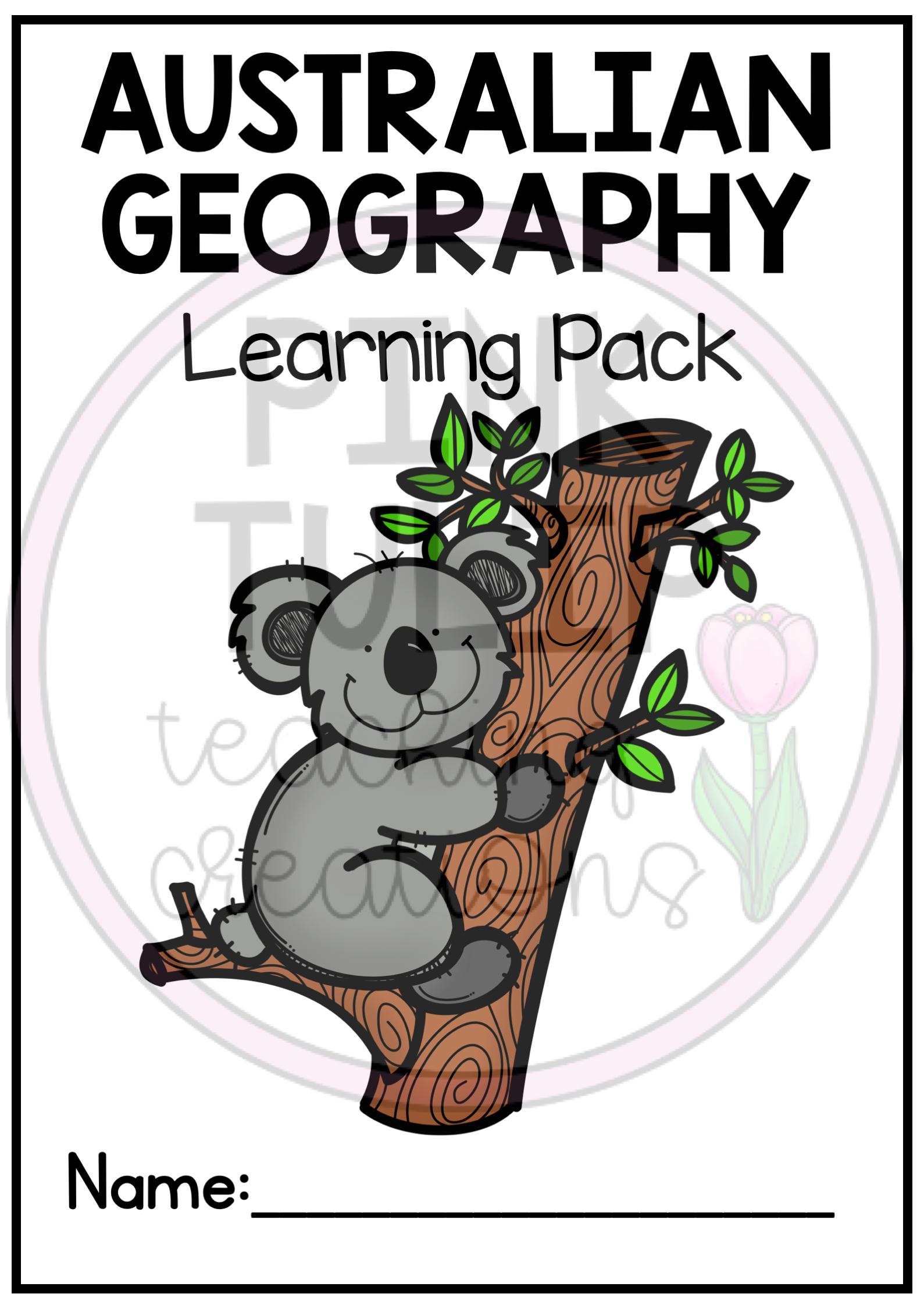 Australian Geography