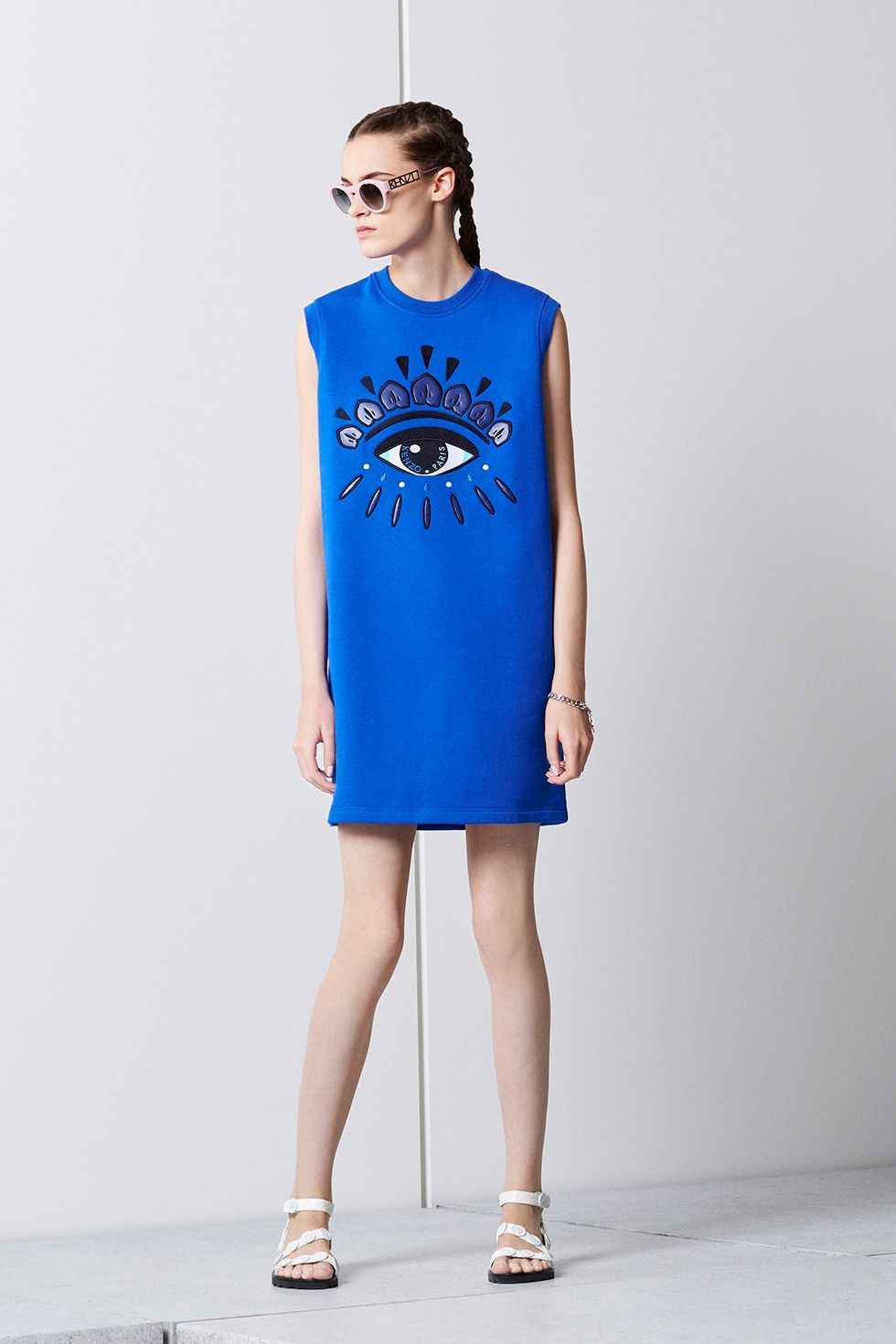 Kenzo Eye Dress Dresses Women E