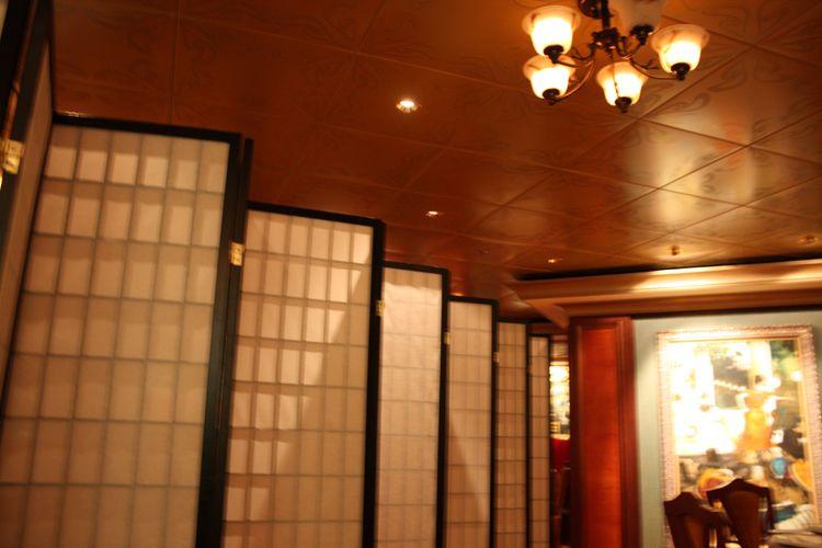 Le bistro restaurant norwegian cruise line