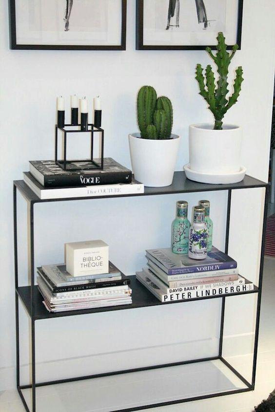 Deco Bedroom Minimalist Interior 15 ambientes com cactos na decoração - constance zahn | room