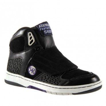 check out 1f8e0 2d4f4 ... Airwalk Prototype 540°F- Black Purple Airwalk, Vintage Skateboards,  Thrasher, ...