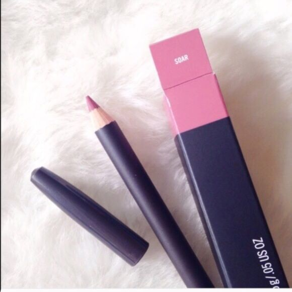 Mac lip pencil - soar Brand new and guaranteed authentic! Please take a look at my feedback and buy with confidence! MAC Cosmetics Makeup Lip Liner