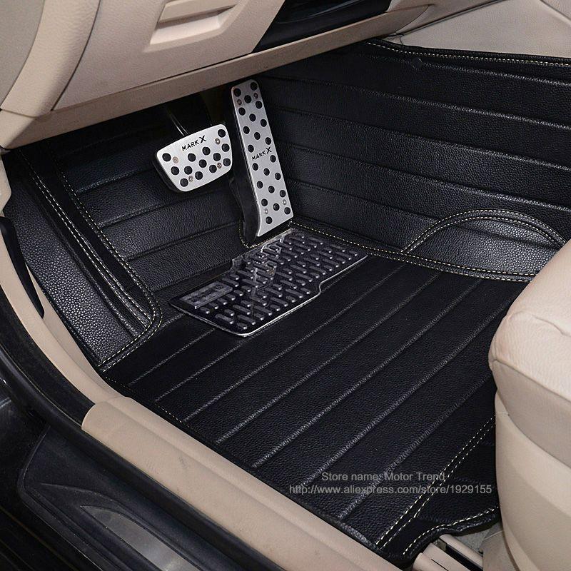 Custom Design Floor Mats For Cars