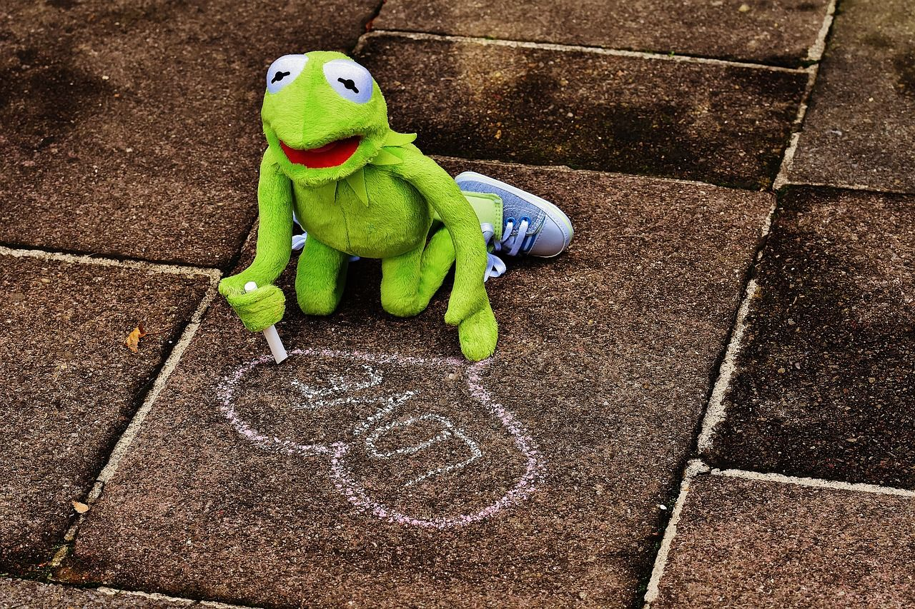 Pin On Kermit Valentine Love Muppets