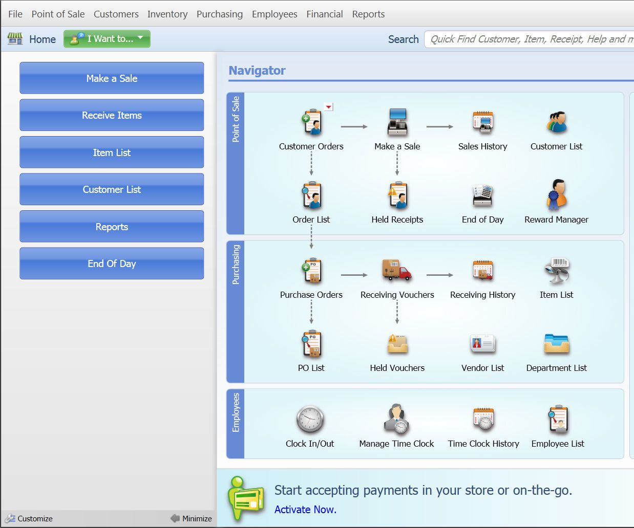 How To Edit The Sales Receipt Format In Quickbooks Pos 2013 Quickbooks Pos Receipt