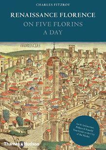 Compré este libro en Florencia, en el Museo dell'Opera del Duomo. Está increíble, porque es una guía de turistas para el año 1492, aunque escrita en esta centuria.