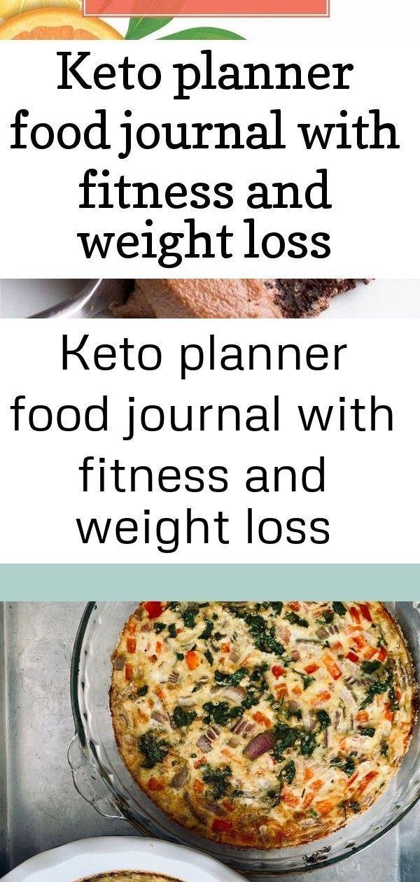 #fitness #Food #Journal #Keto #log #Loss #Planner #trackers #Weight Keto Planner Food Journal With F...