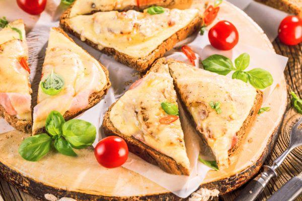 Low Carb Hawaii Toast – Absoluter Klassiker & mega lecker