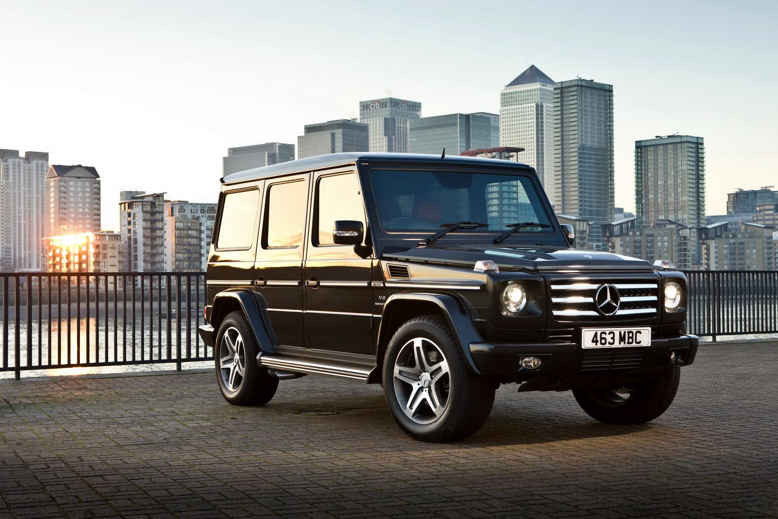 Great Mercedes Benz That Looks Like A Jeep Mobil