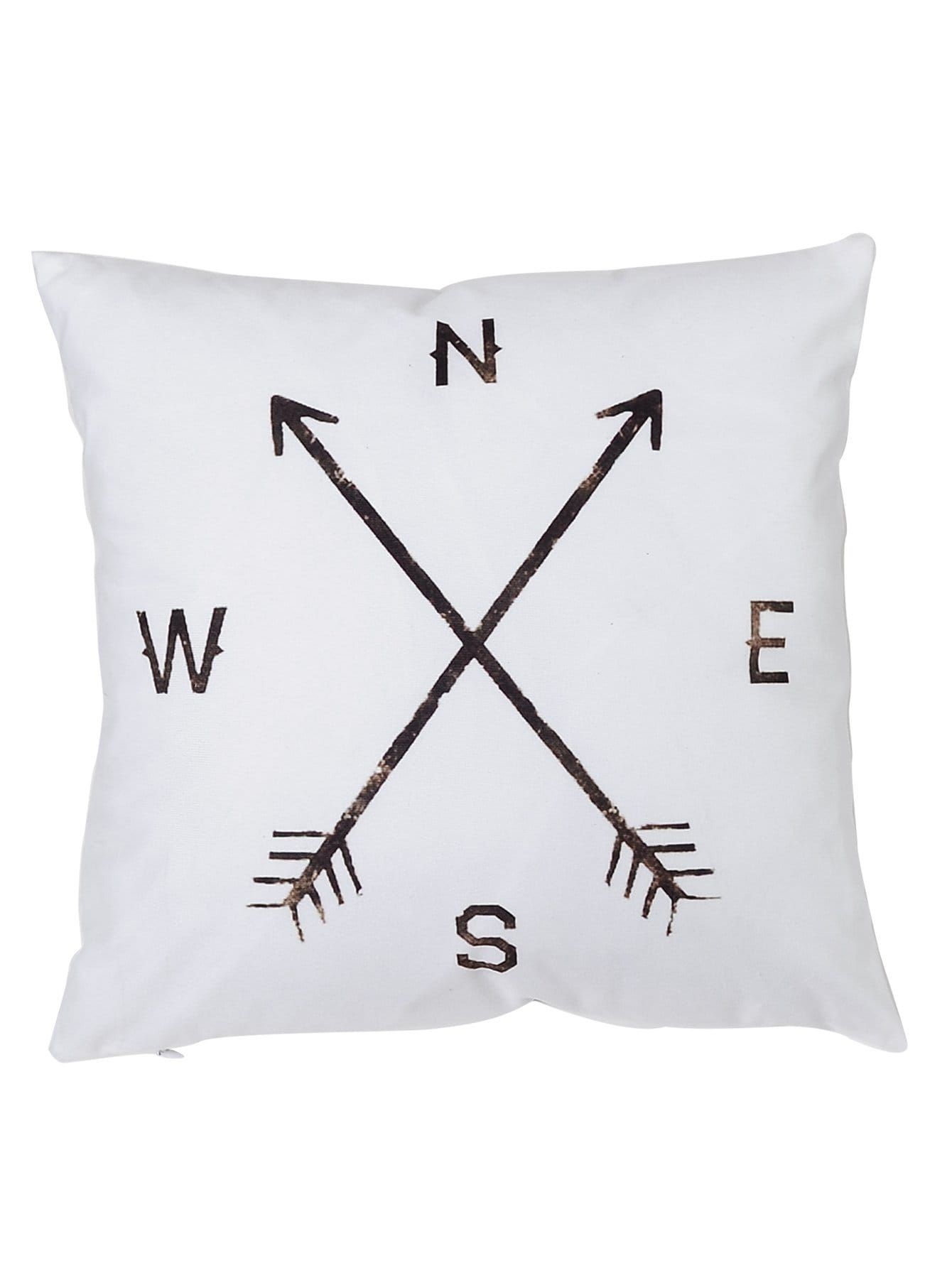 Letter Print Cushion Cover Print Letter Cover  6a904eb5d9