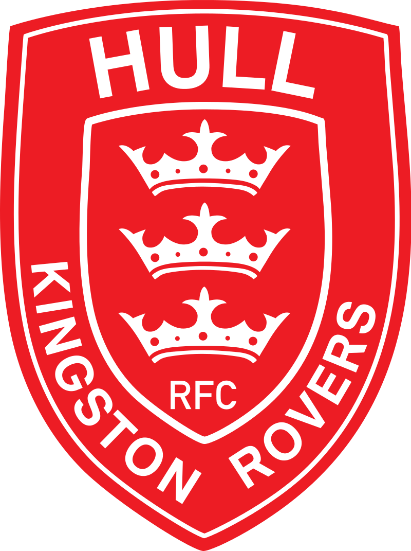 Hull Kingston Rovers Logo Hull Kingston Rovers Wikipedia In 2020 Kingston Hull Rugby League