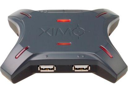 Xim 4 Mus+Tastatur Adapter PS4 Bruk mus og tastatur på Playstation 4!