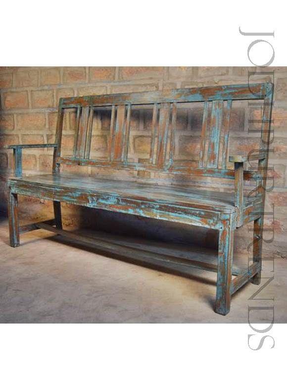 Indian Antique Furniture Jodhpur India