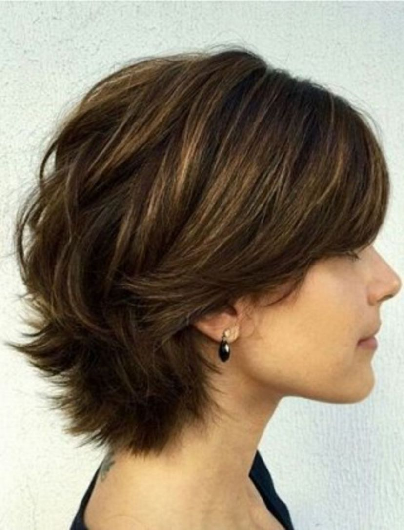 Awesome Short Hair Cuts For Beautiful Women Hairstyles short