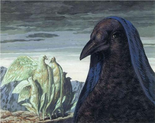 Prince Charming - Rene Magritte