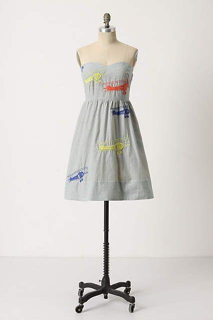80 glitter Size 2 Wright Dress - anthropologie.com