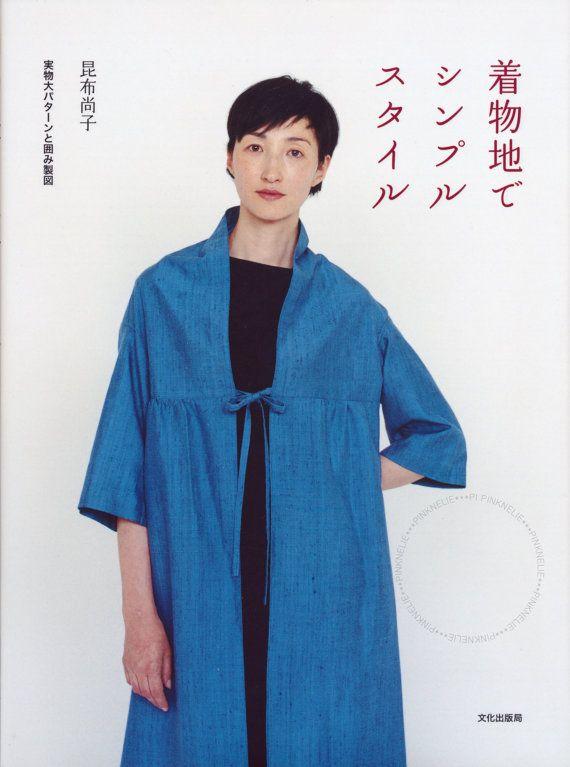 Ähnliche Artikel wie Einfachen Stil Kimono - japanische Craft Book ...