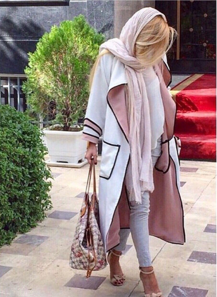 Iranian women fashion trend | | Just Trendy Girls
