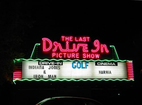 Last drive in picture show gatesville texas