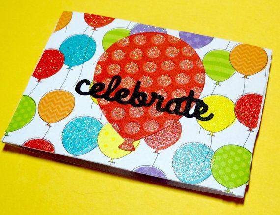 Birthday Gift Card Holder, Graduation Gift Card Holder, Promotion, Retirement Card, Happy Birthday, Celebration, Check Money Gift Holder