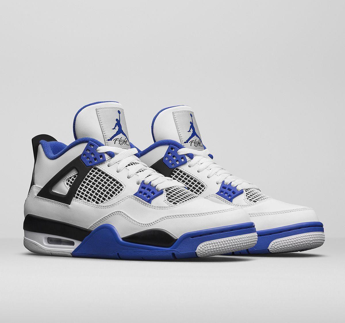 buy popular ed6cd 29c46 Release Date  Air Jordan 4 Retro Motorsports - EU Kicks  Sneaker Magazine   Sneakers