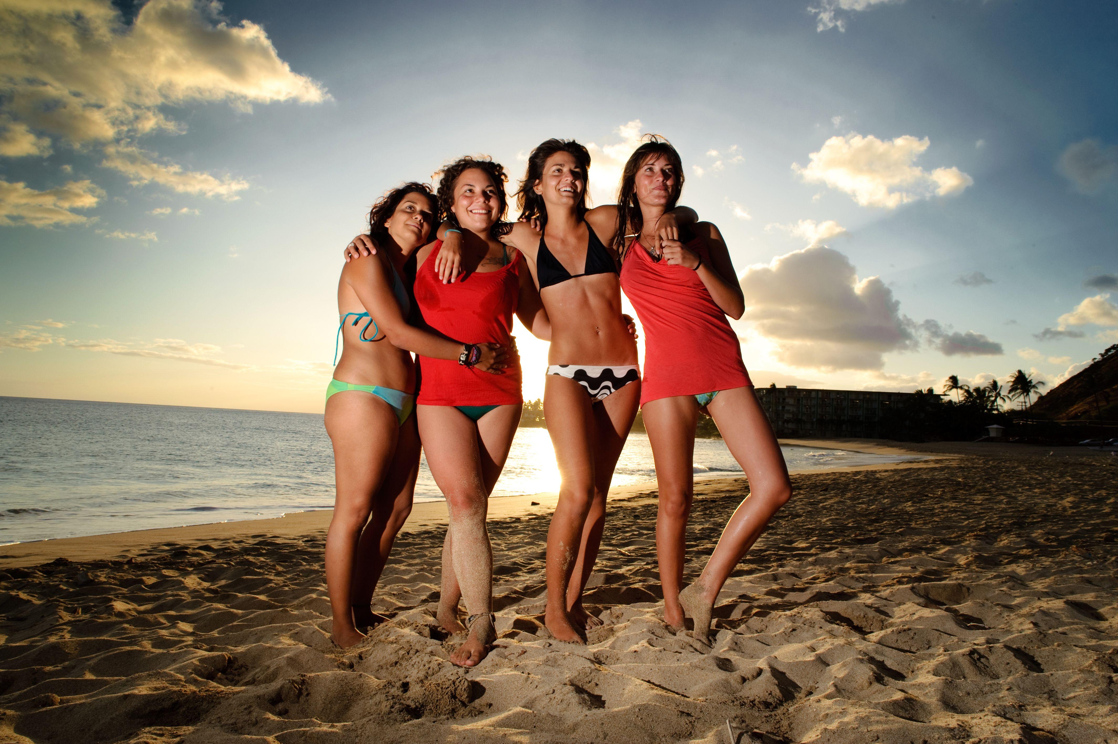 Hawaii Beach Girls doesn't matter!