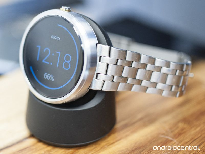 Moto 360 update keeps a better connection with your phone