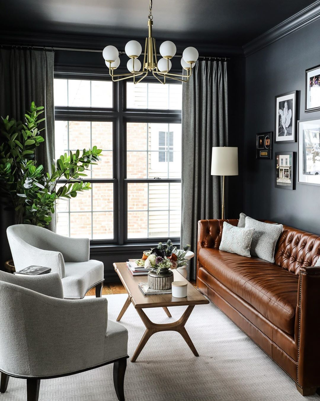 Transitioning Into The Weekend Is Always A Little Easier In A Good Cocktail Room We Have A New Blog Post Lounge Room Design Home Room Design Bar Lounge Room Living room or lounge
