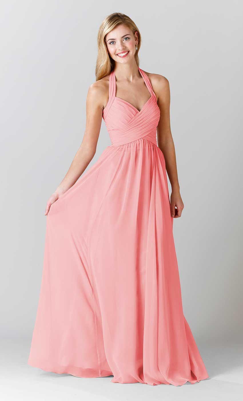 Hermosa Vestido De La Dama De Honor Violeta Ideas Ornamento ...