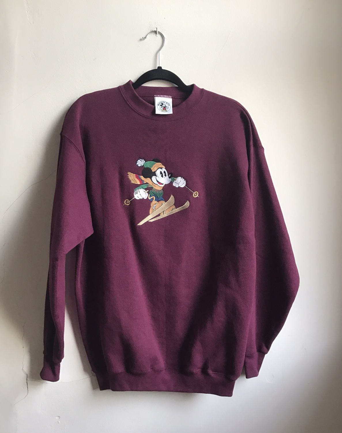 6135a50652d9 Vintage Mickey Mouse Sweatshirt