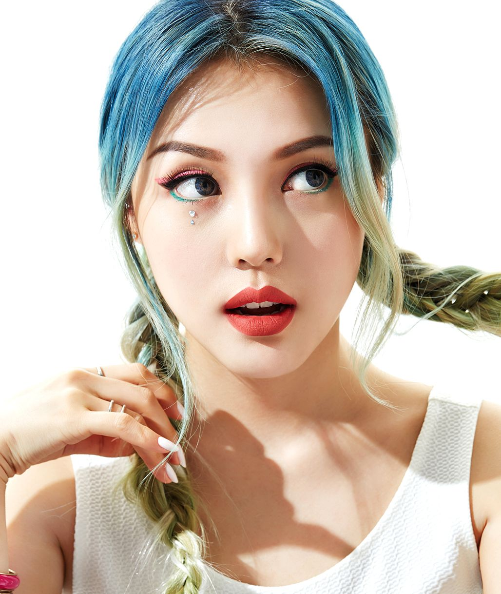 Korean Natural Eyebrow Tutorial by Liah Yoo Ideias de