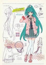 Resultado de imagen para kawaii fashion anime