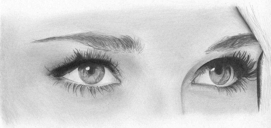 Color pencil drawings of eyes beautiful eyes pencil drawing by al54xx