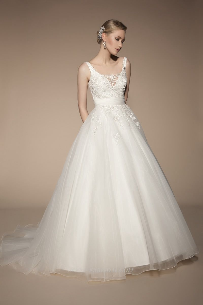 Tia by benjamin roberts bridal gown style wedding love