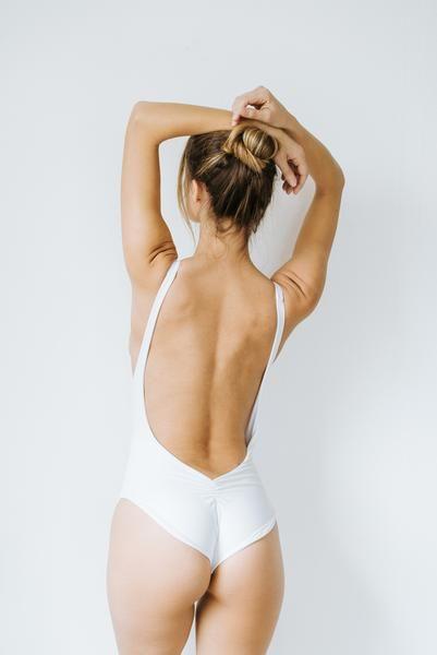 c6b58541943 The minimalist - flat white | [wardrobe wishlist] | White flats ...