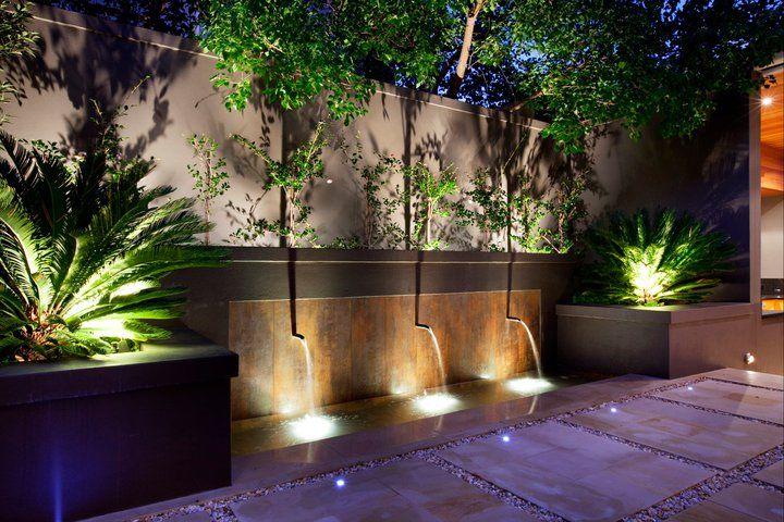 Claremont Project 2010 Cultivart Landscape Design Facebook Landscape Lighting Landscape Design Pond Design