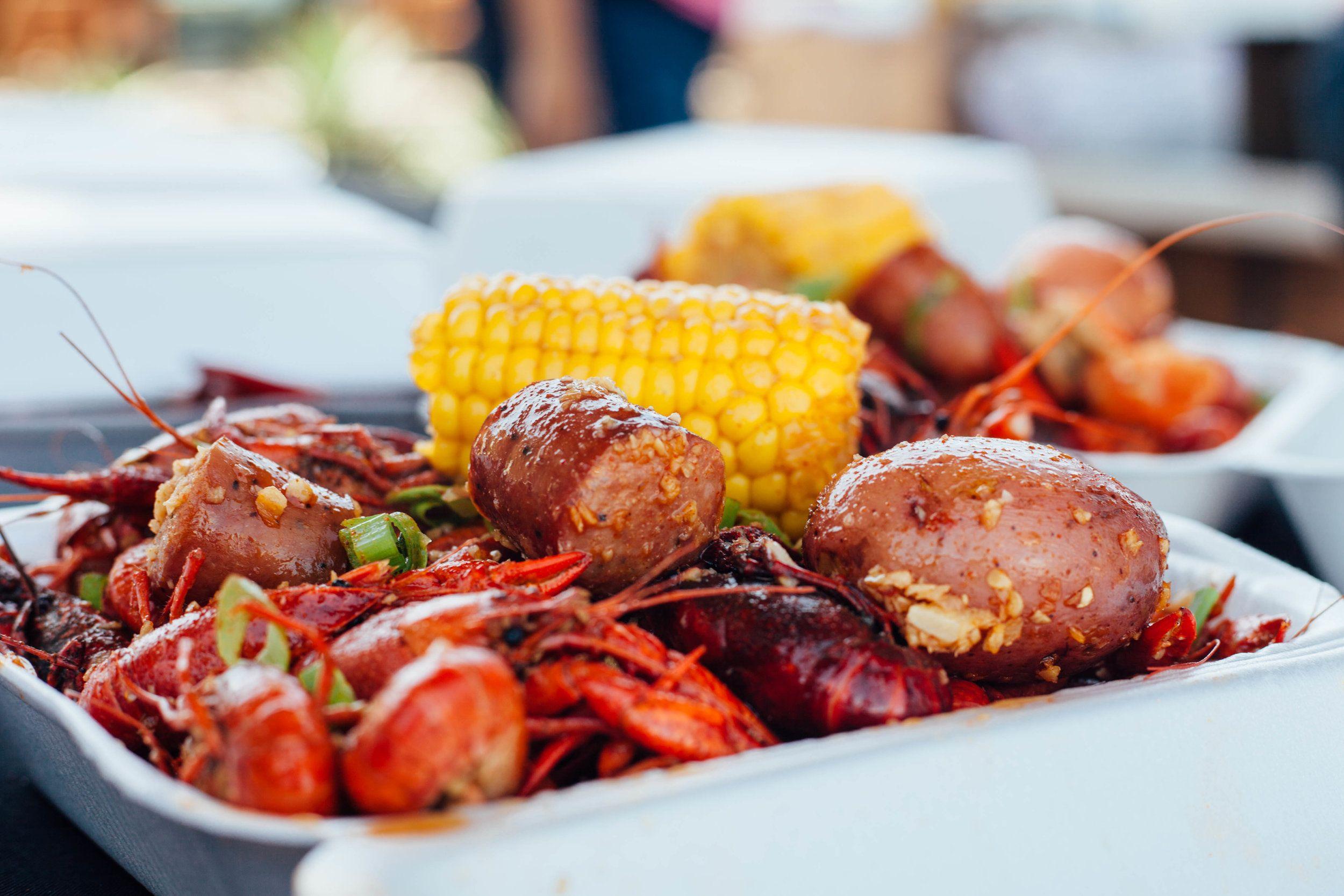 San Antonio Pinch Boil House And Bia Bar Asian Street Food Street Food Food