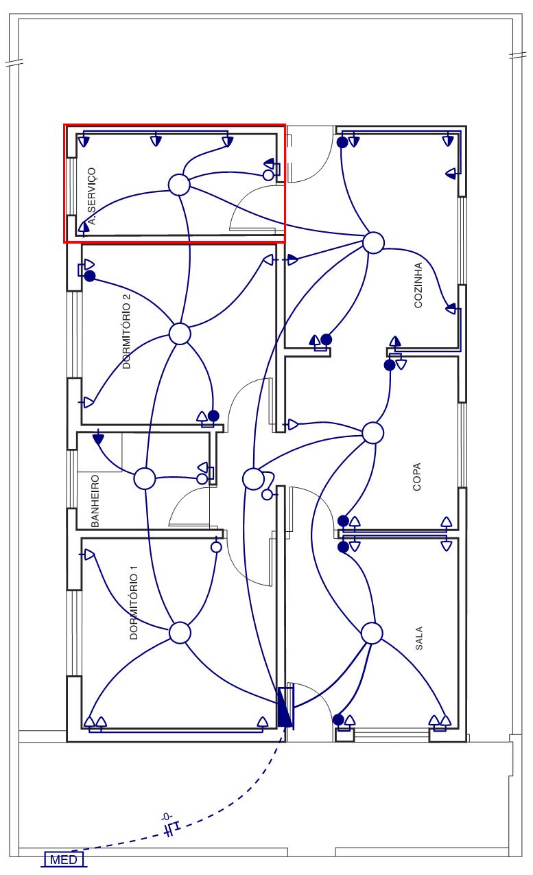 Projeto Eletrico Eletrotcnica Eltrico De Residencia Wiring A House Task Electrical Layout Plan
