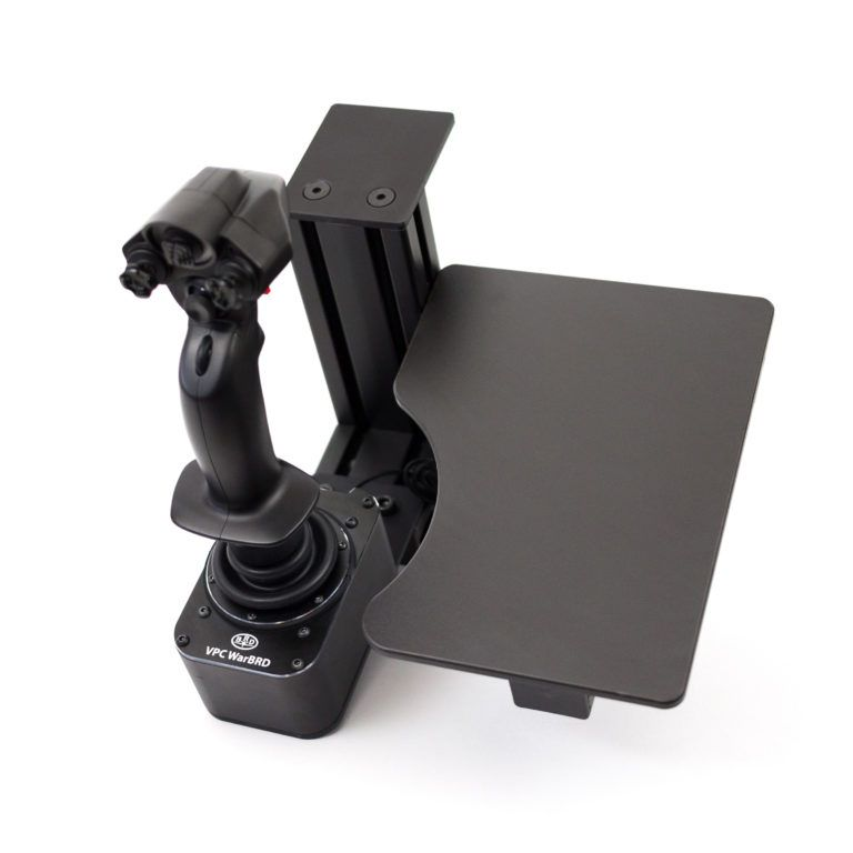 Hotas Joystick Table Mount Long Version Monster Tech Joystick Ch Products Aluminum Table