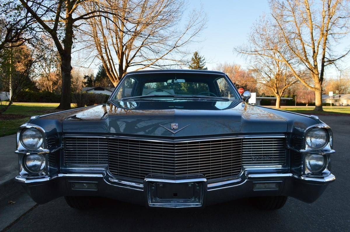 1965 Cadillac Coupe Deville 2 Door Hardtop For Sale 1729404