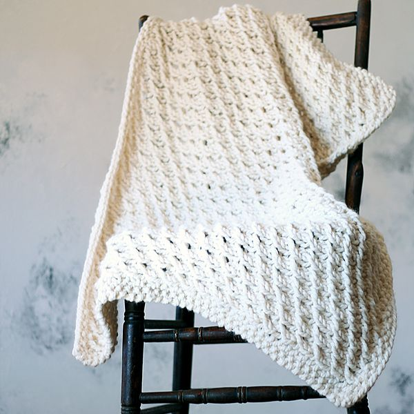 MAGNANIMITY Blanket Knitting Pattern | knitting | Pinterest | Croché ...