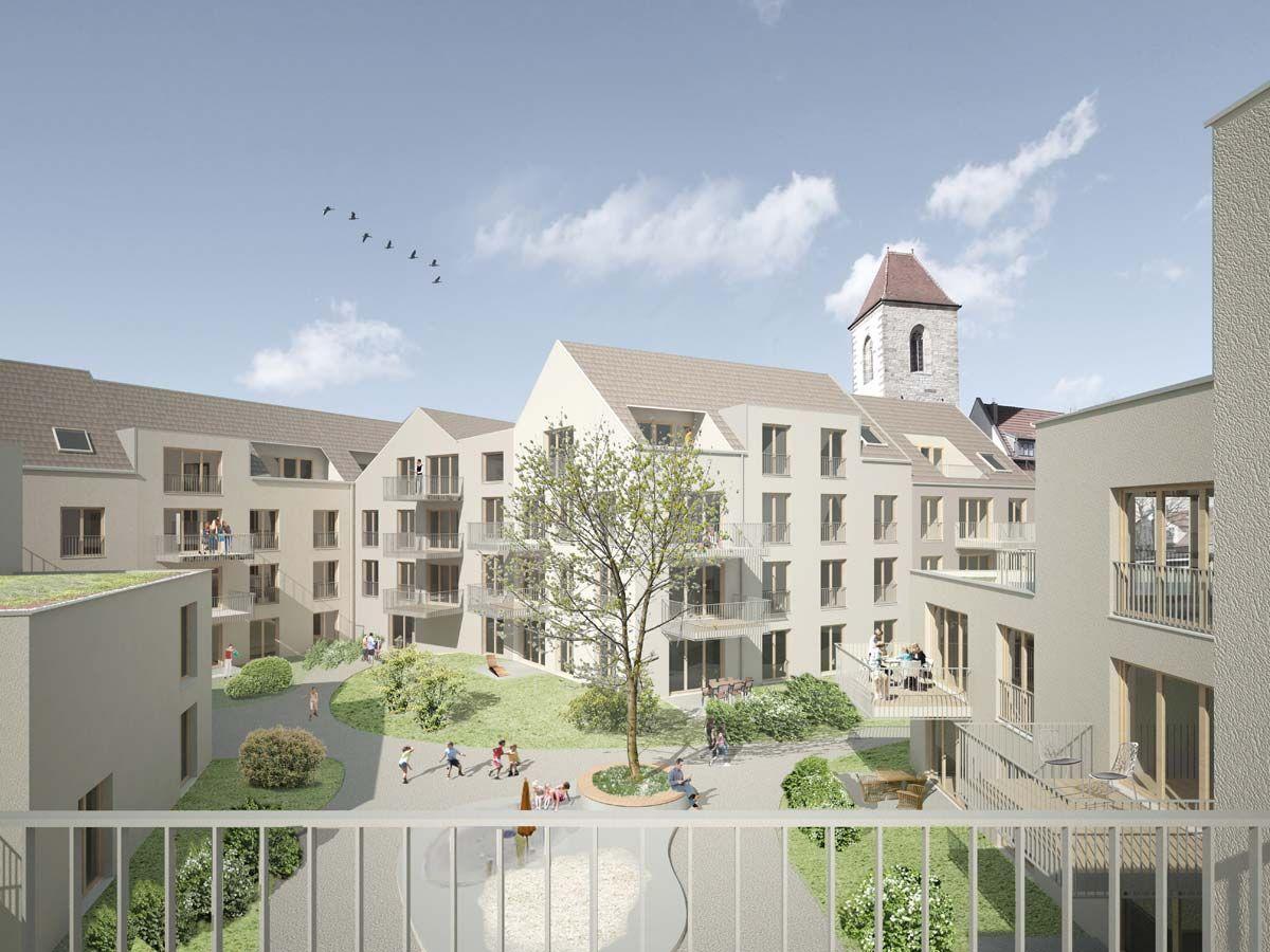 Architektur Erfurt gutachterverfahren erfurt andreasviertel hauschild architekten de