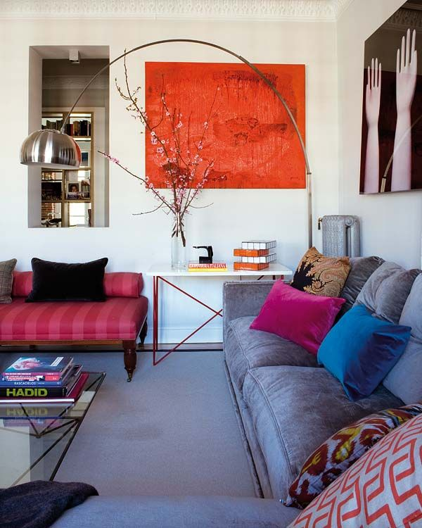 Especial Nuevo Estilo revista de decoración nappali Pinterest