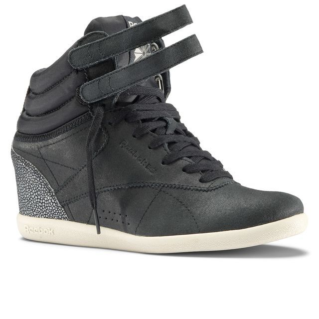 competitive price 63a87 4243f Reebok - Freestyle Wedge Night Out