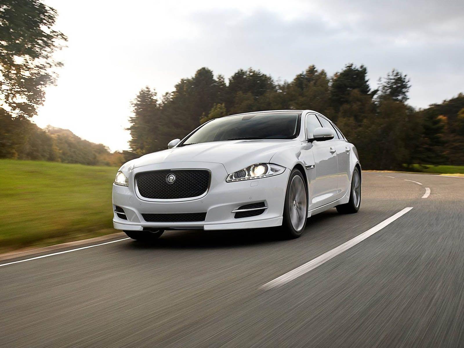 Jaguar XJ Sport Pack (2012) Vehiculos