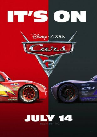 Cars 3 (English) movie download in 720p