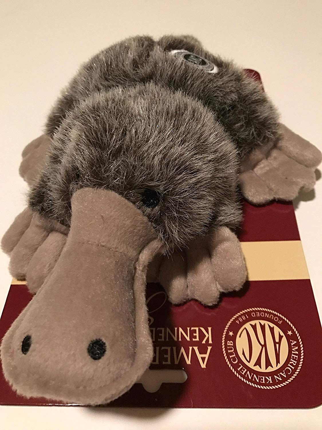 American Kennel Club Select Platypus Dog Toy See This Great