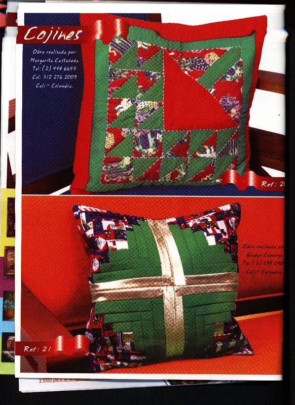 Manualidades en patchwork nº 3 - Zecatelier - Álbuns da web do Picasa