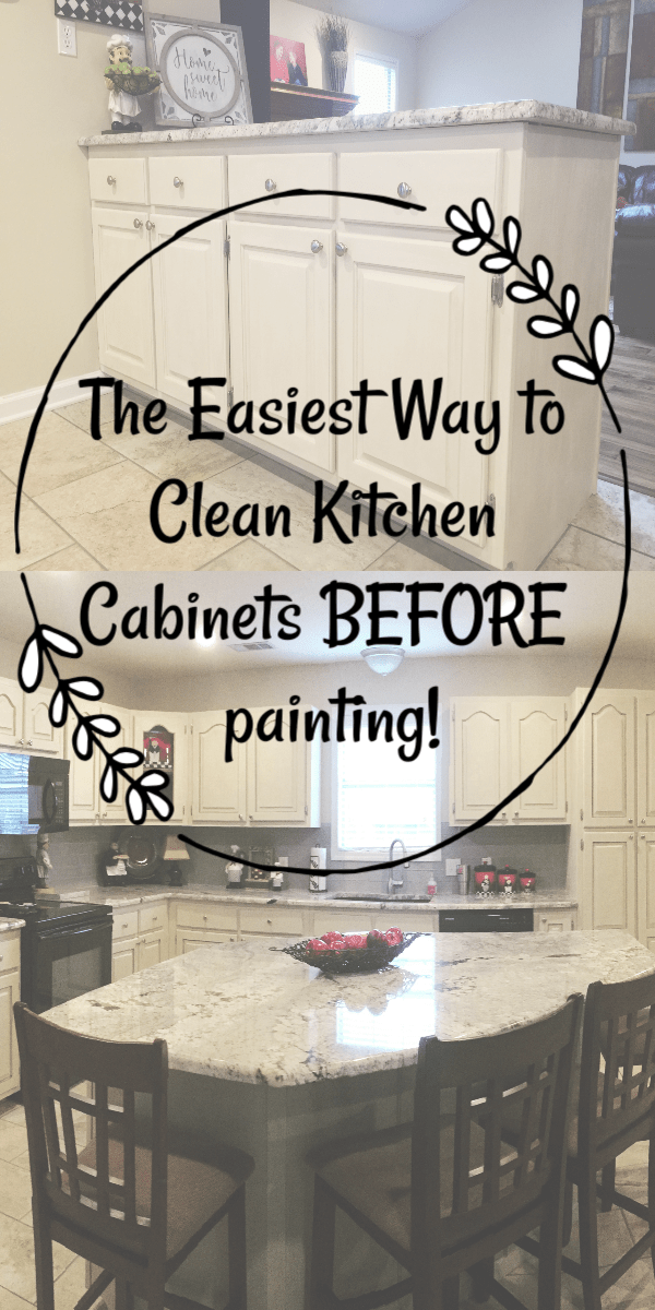 Check This Out The Easiest Way To Clean Kitchen Cabinets Before Painting Free Download Clean Kitchen Cabinets Clean Kitchen Cleaning Cabinets